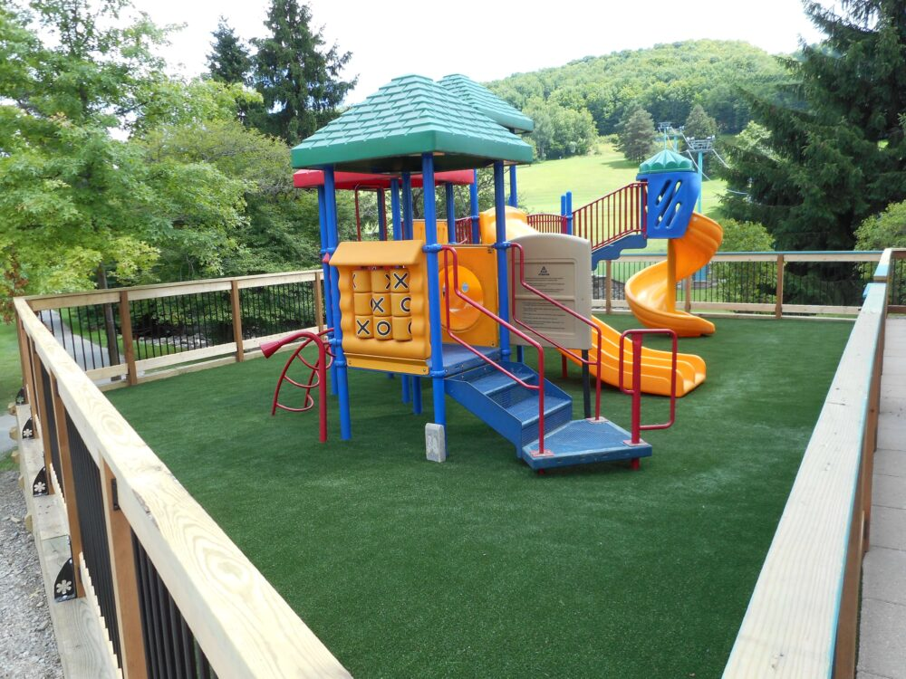 Artificial Turf Playground Surfaces