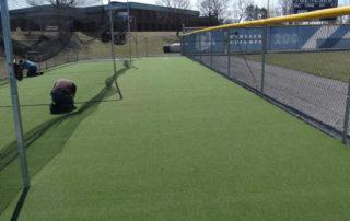 Baseball and Batting Cages