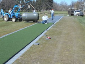 Artificial Putting Greens - Synthetic Puttin Greens | Custom Turf