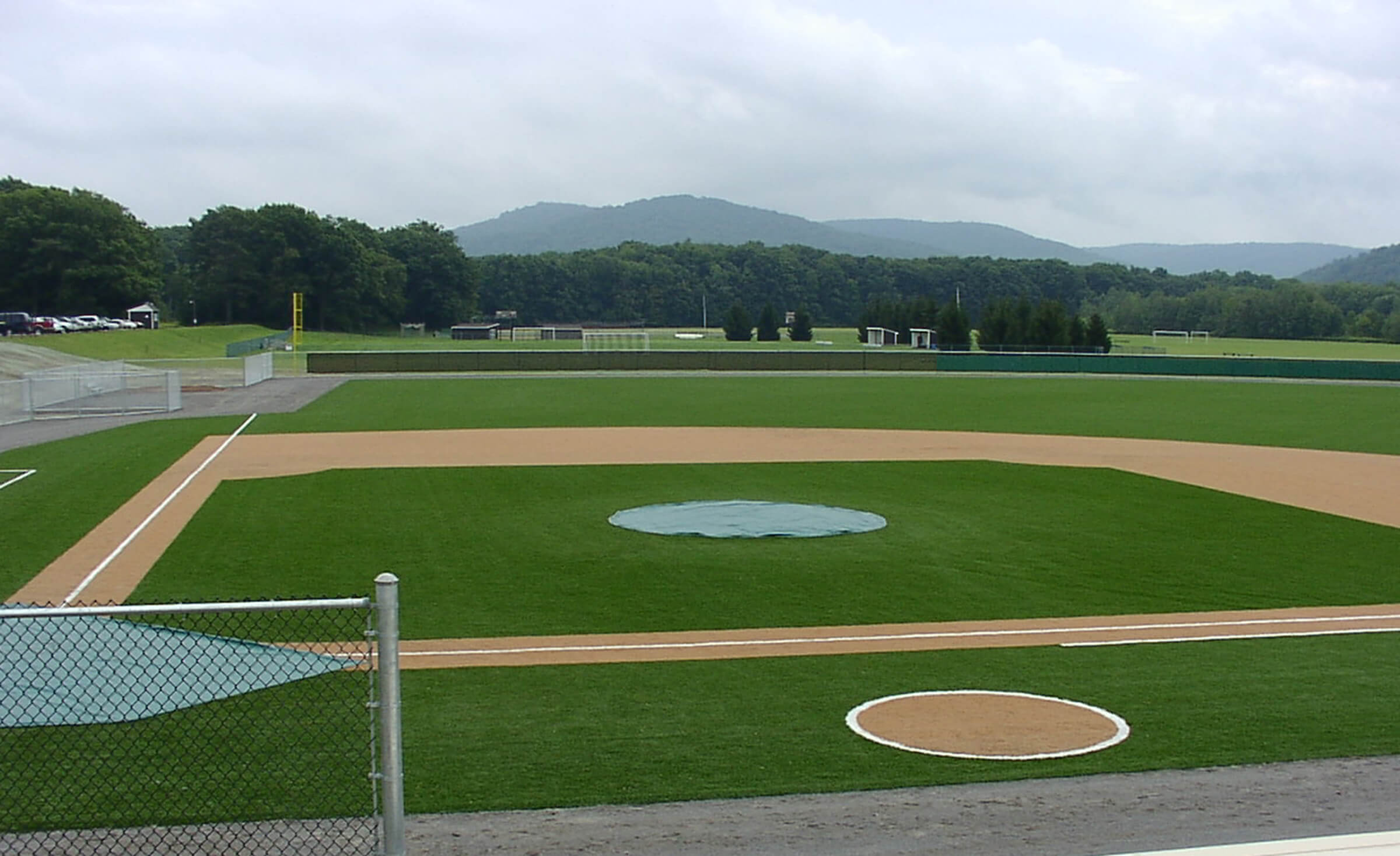 Synthetic Turf Sports Fields